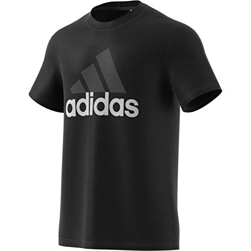 Adidas Essential Linear T-Shirt Black