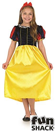 - Kinder Kostüm (Snow White Mädchen Kostüme)