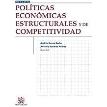 Políticas Económicas Estructurales y de Competitividad (Manuales de Economía y Sociología)