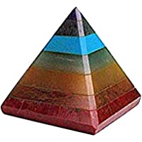 Harmonize Multistone Pyramide 7 Chakra Reiki-Energie-Generator Kristall Heilung Spirituelle preisvergleich bei billige-tabletten.eu