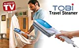 #7: Swabs Wrinkle-Free Clothes Even When You're on The Go with The TOBI Travel Steamer As Seen on TV