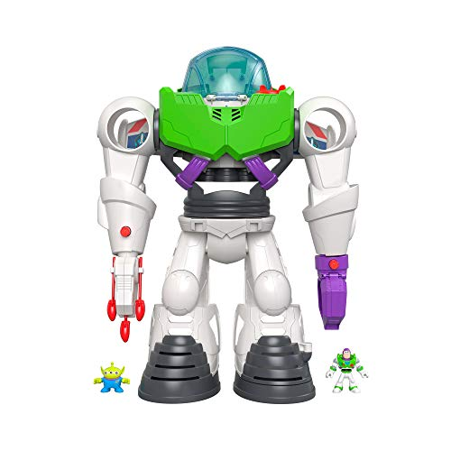 Maginext Disney Toy Story 4 Robot Buzz Lightyear, Juguetes...
