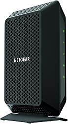 NETGEAR CM700, 32x8, DOCSIS 3.0 Cable Modem, Max download speeds of 1.4Gbps, Certified for XFINITY by Comcast, Time Warner Cable, Charter (CM700 1AZNAS)