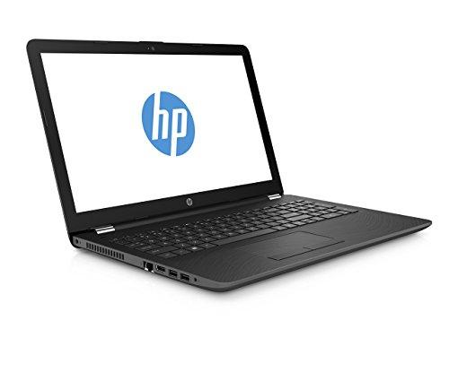 HP 15-bs021na 15.6-inch HD Laptop (Smoke Grey) - (Intel Core i3-6006U, 8GB RAM, 1TB HDD, Intel HD Graphics 520, Windows 10) (Certified Refurbished)