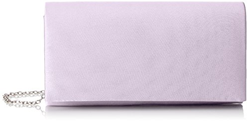 Bulaggi Damen Envelope Clutch, 05x11x22 cm Violett (Lila)