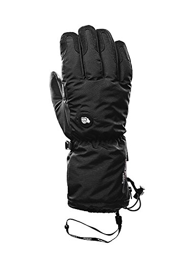 Tugga TG110/S Guantes Calefactables, Mujer, Negro, S
