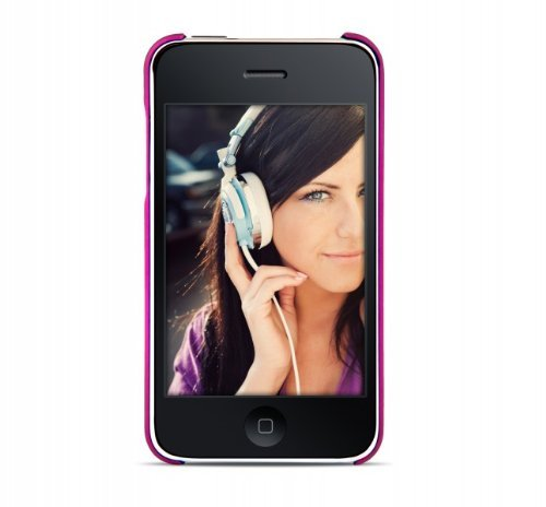iFrogz Touch 2G 3G Luxe Lean-Rosa - 3g Luxe Case