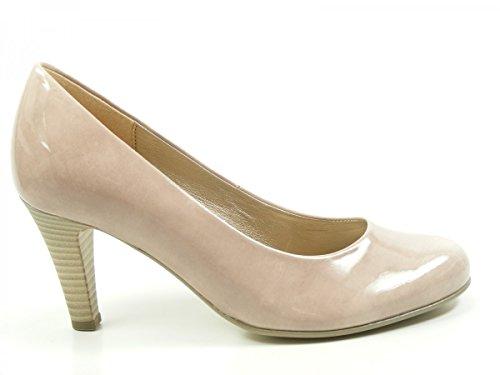 Senhoras Gabor Bombas 5522093 Antigo Rosa Clássicas Sapatos qqnOwE0