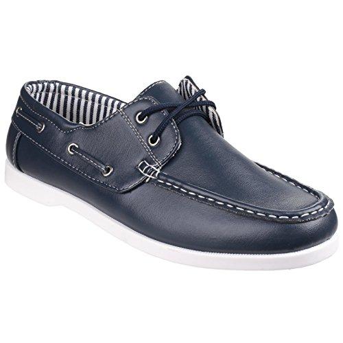 Fleet & Foster Falmouth - Chaussures Bateau - Homme