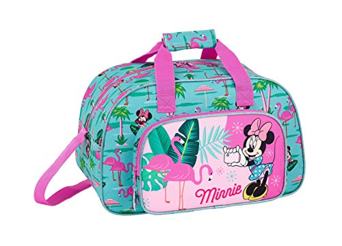 Minnie Mouse 'Palms' Oficial Bolsa De Deporte 400x230x240mm