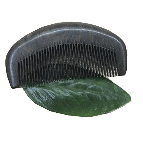 Soins de santé Naturel Bois de santal Peigne à cheveux antistatique Peigne à barbe Peigne de brosse à cheveux Brosse à cheveux Homme Femme