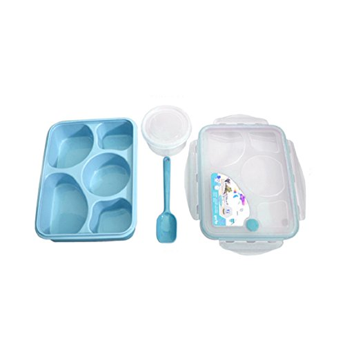 culaterr-five-plus-a-with-bowl-microwave-multi-compartment-lunch-box-blue