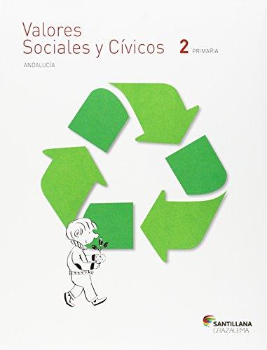 VALORES SOCIALES Y CÍVICOS 2 PRIMARIA
