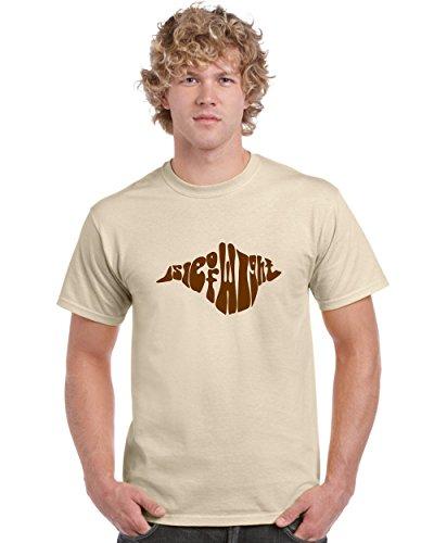 Ameiva Apparel Isle Of Wight T Shirt