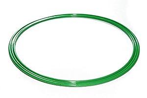 agility sport pour chiens - cerceau Ø 70 cm, vert - 1x R70g