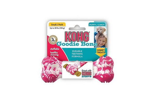 KONG Puppy Goodie Bone – Small (Assorted Colours)