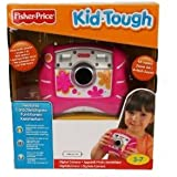 Fisher-Price Kid-Tough Pink Digital Camera With Inbuilt Memory That Stores Over 1000+ Pictures Jouets, Jeux, Enfant, Peu, Nourrisson