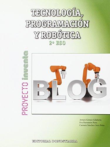 Tecnología, Programación y Robótica 2º ESOProyecto INVENTA