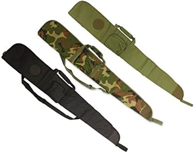Padded Air Rifle/Shotgun Gun Bag/Case Shooting Hunting Storage from Nitehawk