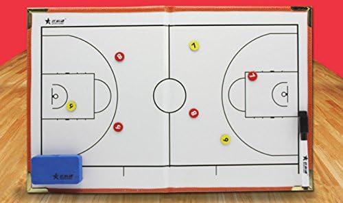 Sportivo allenatore gioco sandbox basket basket basket tattiche cartella magnetica B06W9JWK79 Parent | Qualità E Quantità Garantita  | a prezzi accessibili  | Exquisite (medio) lavorazione  | una vasta gamma di prodotti  | Qualità In Primo Luogo  1b2c29