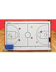 Deportivo entrenador sandbox juego Baloncesto táctica carpeta magnética