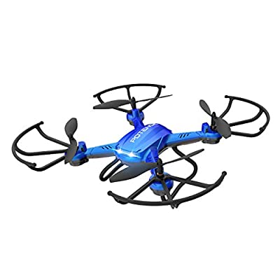 F181A 2.4G 4CH 6Axis RC Quadcopter Drone RTF Altitude Hold with Newest Hover Headless Mode and 3D Flips Function - No Camera
