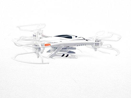 efaso CX-33W - FPV WiFi Tricopter Cheerson 2.4 GHz, 4-Kanal Tricopter mit 720p WIFI HD-Kamera, Höhenbarometer und automatischer Start- und Landefunktion - 3