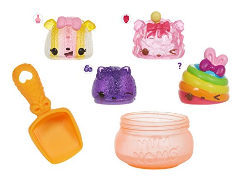 MGA Entertainment 544142E4C - Num Noms - Diner Combo
