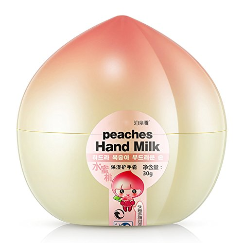 Etosell Peach Banane Anti Vieillissement Main Mangue Creme Main Beurre 30/40/50 G