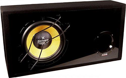 Audio System X 12-900 BR - 60 L Bassreflexgehäuse mit X 12-900 - Spl 12-zoll-subwoofer