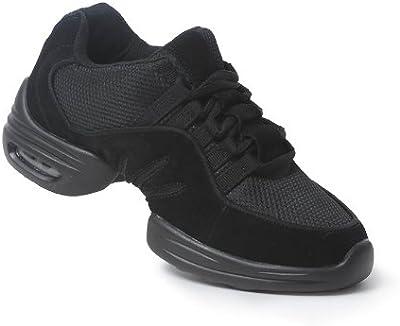 Rumpf Scooter Dancesneaker - Zapatillas de danza con suela de goma separada