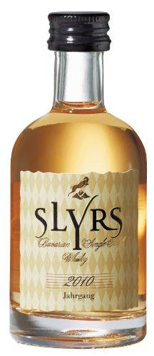 Slyrs Bavarian Single Malt Whisky Miniatur