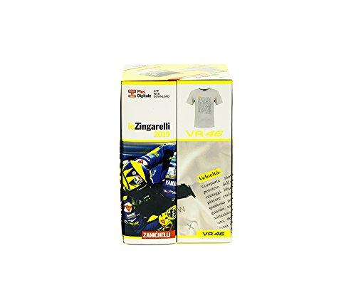 lo Zingarelli 2019. Limited Edition con maglietta VR46 (misura XL) versione Plus