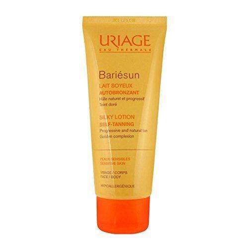 Uriage Bari?un Self-tanning Silky Lotion Face & Body Sensitive Skin 100 Ml by Uriage Bari?E??sun