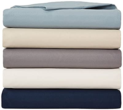 AmazonBasics Microfiber Fitted Sheets (Multiple Sizes/Colours) - inexpensive UK light shop.