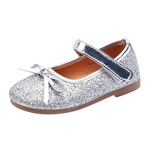 PAOLIAN Zapatos de Fiesta Princesa para Niñas Verano 2019 Sandalias para Bebe Niñas Calzado Zapatillas...