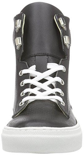 Jonny`s Vegan - Moki, Sneaker alte Donna Nero (Nero (Negro))