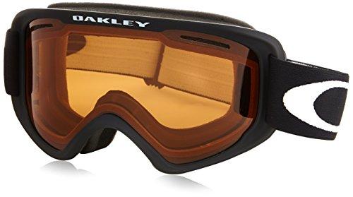 Oakley Skibrille O2 XM Gafas de Sol, Hombre, Matte Black, EL. EL. Adjustable