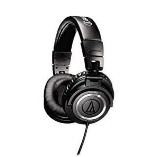 Audio Technica ATH-M50 Professional Studio-Kopfhörer schwarz (B000ULAP4U)   Amazon price tracker / tracking, Amazon price history charts, Amazon price watches, Amazon price drop alerts