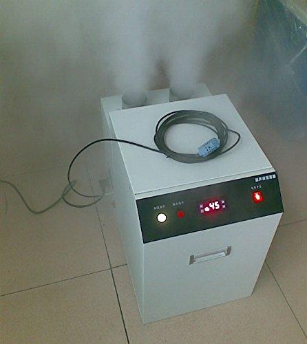 Gowe Ultraschall-Industrie-Luftbefeuchter-Maschine mit Luftbefeuchterregler, 6 kg/h