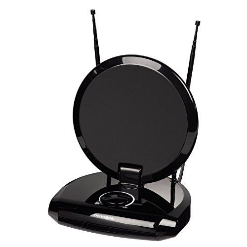 Thomson ANT1731 - Antena de interior DVB-T / DVB-T2 (40 dB, 75...