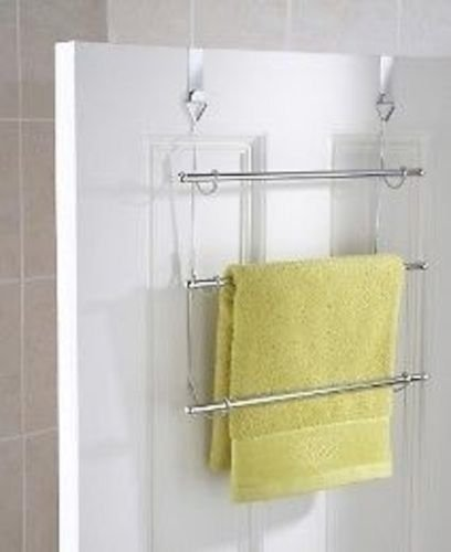 3-tier-over-door-towel-rail-rack-chrome-hanger-holder-bathroom-organizer-storage-by-e-trade