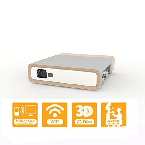 29f7526a072 Link Co Proyector de Ultra Alta definición Verdadera casa 1080P Proyección  3D Inteligente Bluetooth 4. Si estás pensando en comprar ...