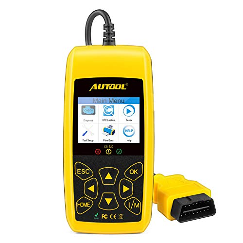 Preisvergleich Produktbild OBD2 Scanner,  OBDII Auto-Diagnose-Code-Scanner Universal-Fahrzeug-Motor-Sensor-Systems-Scanner !