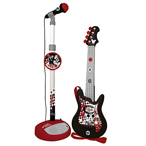 Mickey Mouse - Conjunto guitarra y micrófono (Claudio Reig 5363.0)