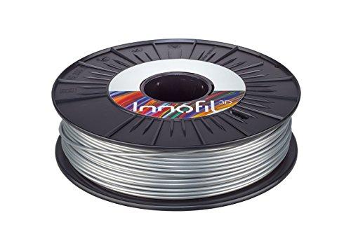 Innofil3d PLA-0021a075 PLA, 1.75 mm, 750 g, Argent