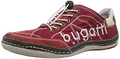 Bugatti F246063, Herren Sneakers, Rot (rot 300), 40 EU