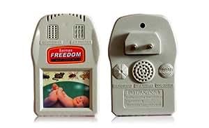 FREEDOM (Ultrasound Pest Repeller Cum Health Care System)
