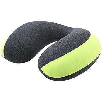TOOGOO R Coussin de nuque//oreiller gonflable pour voyage U