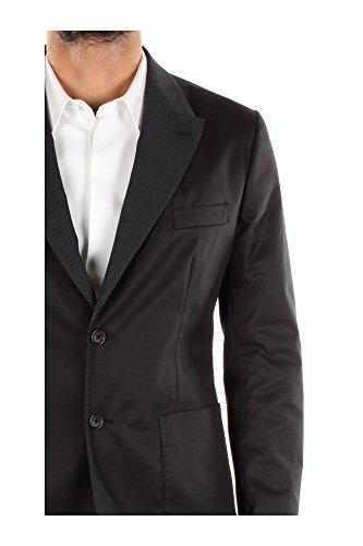 G2GH8TFUM2ZN0000 Dolce&Gabbana Homme Coton Noir Noir